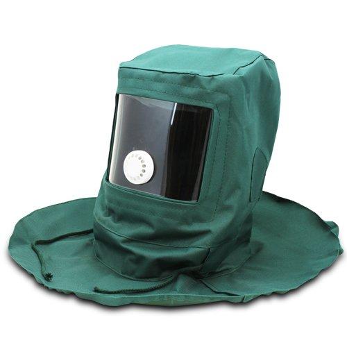 XtremepowerUS-Sand-Blasting-Hood-Sandblaster-Anit-Wind-Dust-Protective-Mask