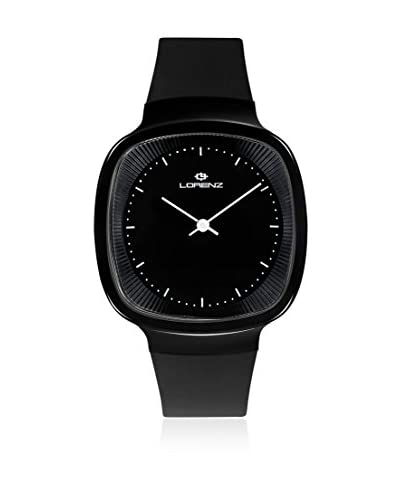 Lorenz Reloj de cuarzo 026794AA Negro 40 mm