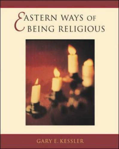 Eastern Ways of Being Religious: An Anthology