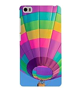 printtech Hot Air Balloon Colored Back Case Cover for Xiaomi Redmi Mi5::Xiaomi Mi 5