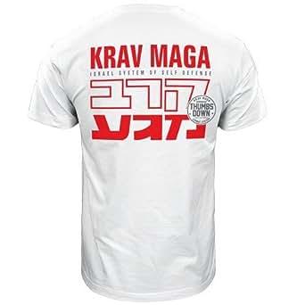 Krav Maga Israel System Of Self Defense, MMA T-shirt (size Small)