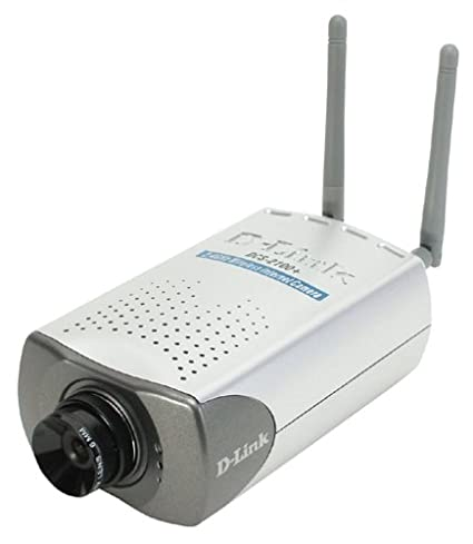 D-Link DCS-2100 Wireless Internet Camera