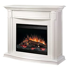 Dimplex Addison DFP69139W Electric Fireplace Mantle