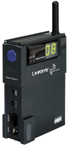 Linksys WGA11B Wireless-B Game Adapter
