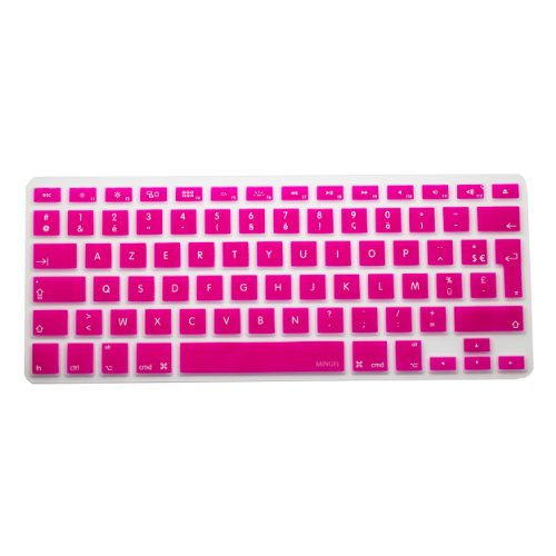 #>>  MiNGFi French Keyboard Cover AZERTY for MacBook Pro 13