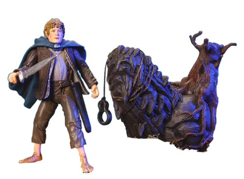 Lord of the Rings Sam in Mordor Action Figure - 1