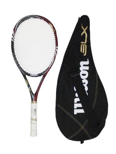 Wilson Khamsin Five 98 BLX Tennis Racket  &  BLX Cover RRP £200 L3