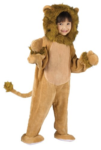costumes cuddly lion toddler costume