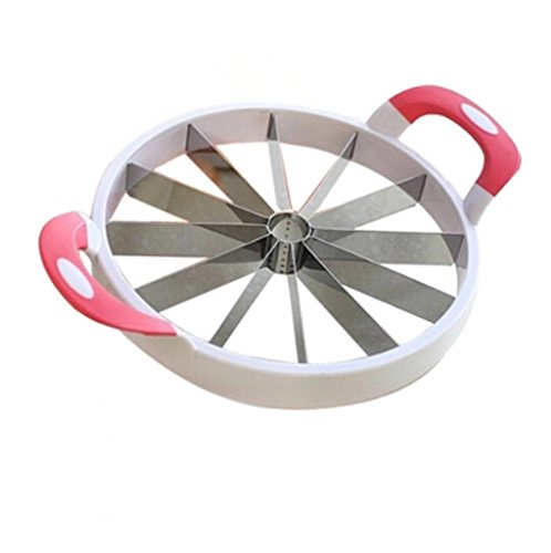 Large Fruit Easy Grip Watermelon Slicer Corer - Large