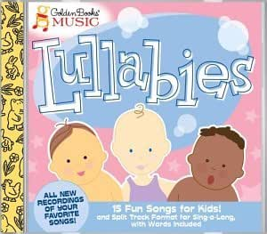 Golden Books Music Lullabies Amazon Com Music