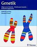 Image de Genetik (mit CD-ROM): Allgemeine Genetik, Molekulare Genetik, Entwicklungsgenetik