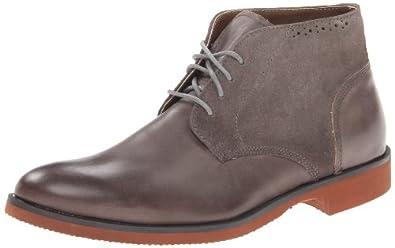 Stacy Adams Men's Dawson Boot,Gray,9.5 M US