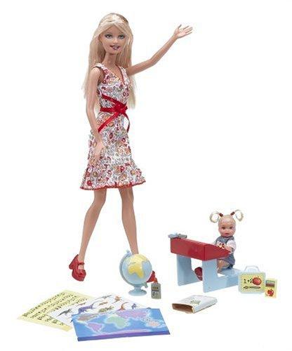 Mattel Barbie Barbie als Lehrerin  Spiel Set