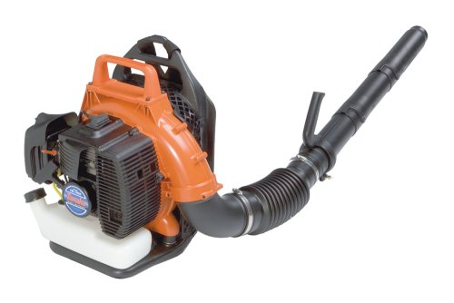 Tanaka Commercial Grade Gas Powered Large Backpack Blower Side-Mounted Throttle 65cc 4.3 HP 2-Stroke (CARB Compliant) TBL-7800