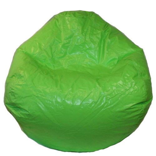 Lime Green Beanbag For Kids front-946046
