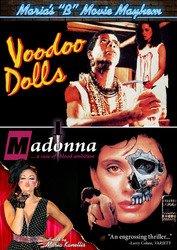 Maria's B-Movie Mayhem-Voodoo Dolls / Madonna [DVD] [1990] [Region 1] [US Import] [NTSC]