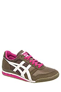 Onitsuka Tiger Ultimate 81 Low Top Athletic Sneakers OLP/OWH