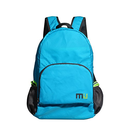 MIU COLOR® Packable Handy Lightweight Nylon