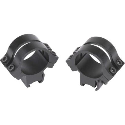 Weaver Quad Lock Detachable Rings - .22 Tip-Off (Matte Black) (Weaver Quad Lock compare prices)