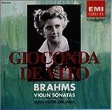 ブラームス:ヴァイオリン・ソナタ集
