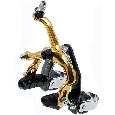 ダイアコンペ 505ピストブレーキセット フロント用 ゴールド/丸用
