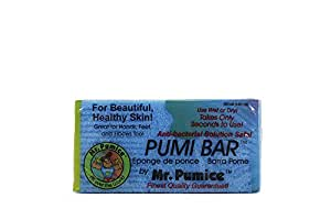 how to use mr pumice bar