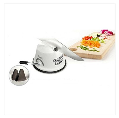 1 Piece Of Edge Of Glory Knife Scissors Sharpener Grinder Secure Suction Pad Kitchen Sharpening Tool