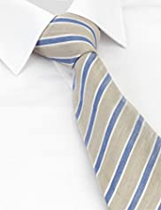 Collezione Pure Silk Striped Tie