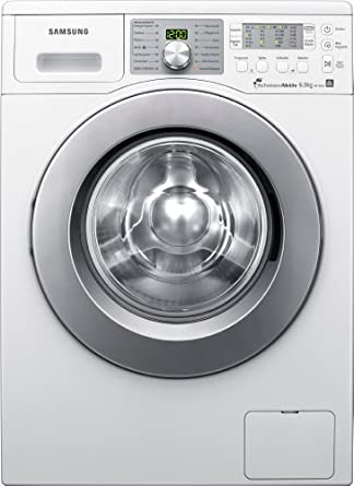 samsung wf10654 waschmaschine frontlader a b 170 kwh jahr 1400 upm 6 kg schaum aktiv. Black Bedroom Furniture Sets. Home Design Ideas