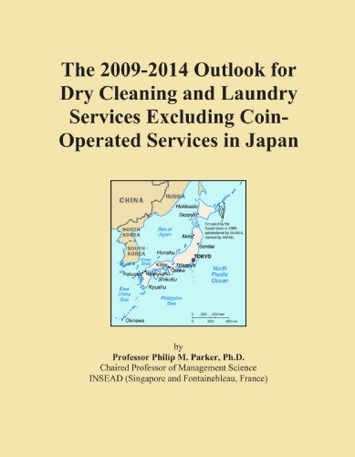 The 2009-2014 Outlook for Dry Cleaning and Laundry Services Excluding Coin-Operated Services in Japan