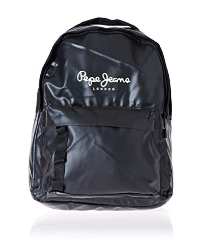 Pepe Jeans London Zaino Portomarine Bag Nero