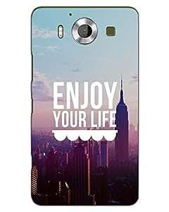 WEB9T9 Nokia Lumia 950back cover Designer High Quality Premium Matte Finish 3D Case