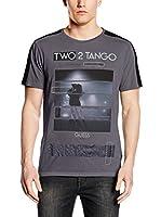 Guess Camiseta Manga Corta Two 2 Tango (Gris)