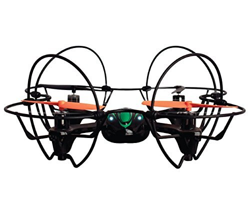 URGE Basics 6 Axis Quadcopter 2 Speed 2.4G Drone With Headless Mode - Black