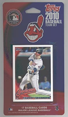 2005 2006 2007 2008 2009 & 2010 Topps Cleveland Indians Baseball Cards Team Set Lot - Over 100 Cards!! Lot Includes Grady Sizemore, Matt LaPorta, David Huff, Asdrubal Cabrera & more!