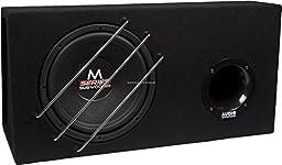 Audio System M 10 25 Cm Br Subwoofer Bass Reflex