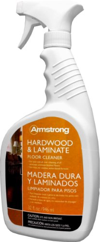 Armstrong Hardwood and Laminate Cleaner Spray - 32 Ounces