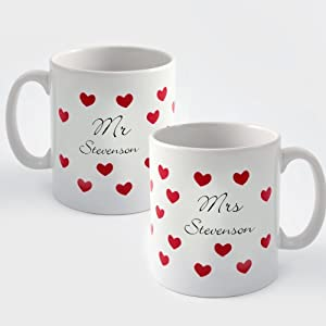 ... Mrs Mugs - Wedding or Anniversary Gifts: Amazon.co.uk: Kitchen & Home