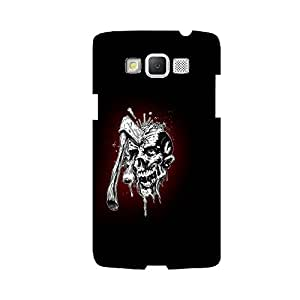 Skintice Designer Back Cover with direct 3D sublimation printing for Samsung Galaxy Grand Max