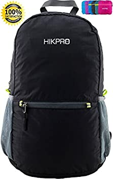 Rated Ultra Lightweight Packable Backpack Hiking Daypack + Most Durable Light Backpacks for Men and Women