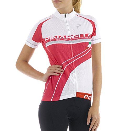 Pinarello 2015 Women's Bandiera Classic Short Sleeve Cycling Jersey - PI-S5-WSSJ-BAND