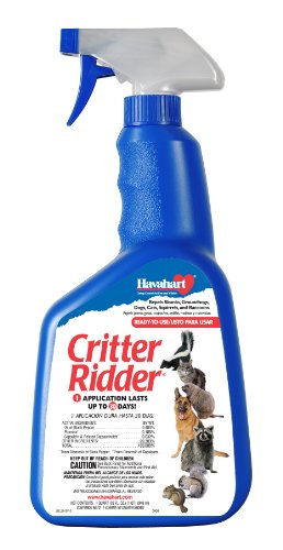 Havahart Critter Ridder 3145 Animal Repellent Ready-to-Use 32-Ounces