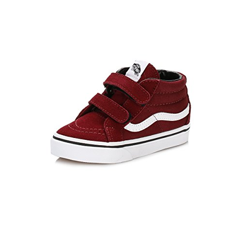 9d1c34a41e9 VANS SK8-Mid Reissue V Suede Canvas Sneakers Infant Toddler - Import It All