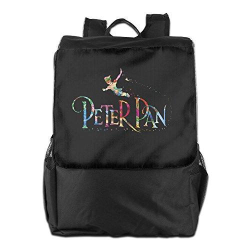 2015 Peter Pan Backpack Knapsack Rucksack Casual Books Shoulder Bag Daypacks Packsack Rucksack Fits Up To 15 Inch Laptop (Peter Pan Backpack compare prices)