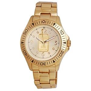 ingot credit suisse mens bracelet gold