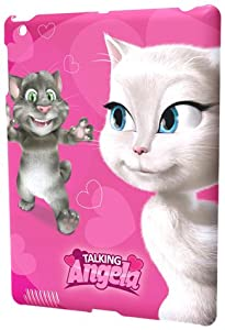 Talking Tom and Angela Coloring Pages