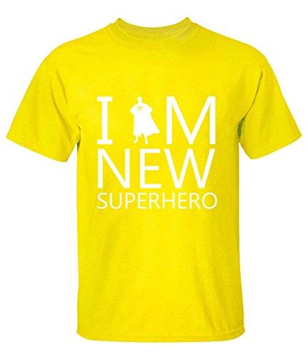 Ljcnr -  T-shirt - Uomo Yellow L