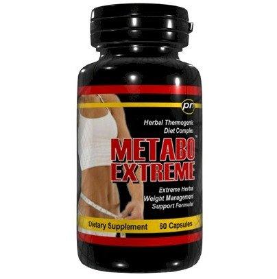 Metabo EXtreme Fat Burner Weight Loss Diet Pill 60 Caps