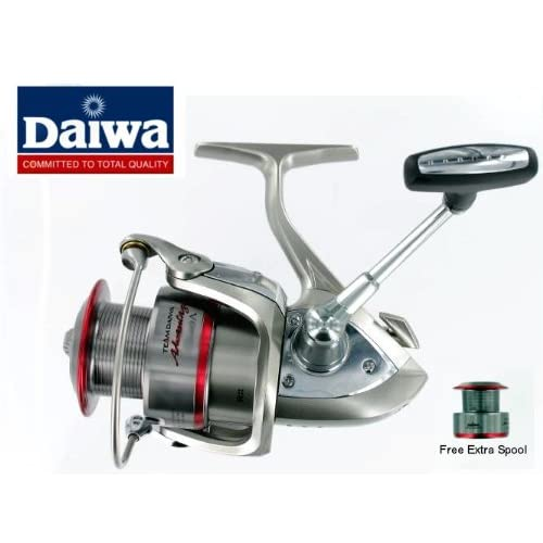Team daiwa advantage 3000a saltwater spinning for Amazon fishing rods and reels