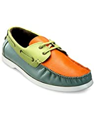 Hats Off Accessories Men Leather Boat Shoes